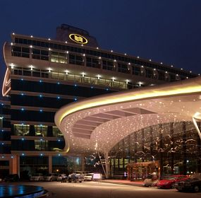 Crowne Plaza Hotel, Suzhou, China
