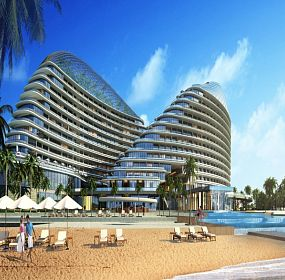 Ocean Sonic Resort Hotel, Haitang Bay, Sanya, China