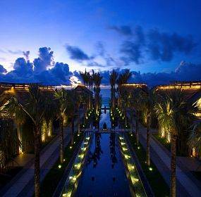 Narada Resort Hotel, Fragrance Bay, Sanya, Hainan Island, China