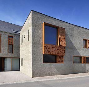 2010 - PRIVATE HOUSE - REMERSCHEN - LUXEMBOURG