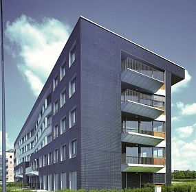 1998 - AVALON HOUSING DEVELOPMENT, HOUSE 3+4 - LUXEMBOURGKIRCHBERG - LUXEMBOURG