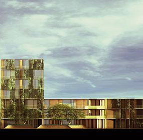 2012 - COMPETITION HOUSING DEVELOPMENT- BELVAL-NORD - LUXEMBOURG