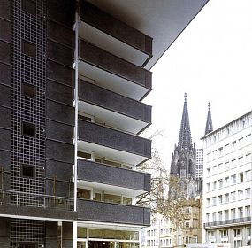 2000 - SENIOR RESIDENCE AND HOTEL IN COLOGNE AN DEN DOMINIKANERN - COLOGNE - GERMANY
