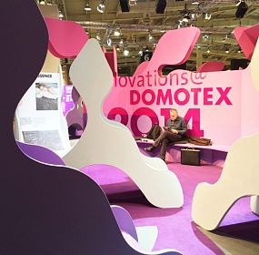 THE INNOVATIONS@DOMOTEX SPACE AT STYLEPARK
