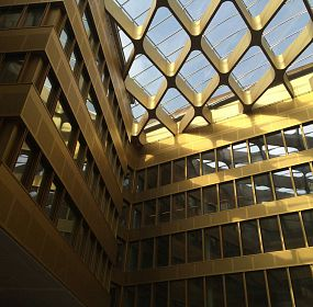 2015 - ADMINISTRATIVE AND FINANCIAL BUILDING FOR KPMG - LUXEMBOURG-KIRCHBERG - LUXEMBOURG
