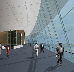 2003 - COMPETITION FOR THE OPERA HOUSE - STARVANGER - NORWAY