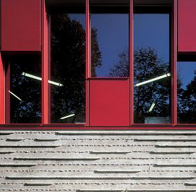 2003 - RENOVATION OF THE PRIMARY SCHOOL - LALLANGE - LUXEMBOURG