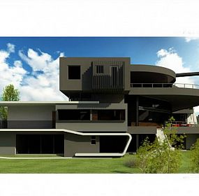 HOUSE NKU, Bryanston, Johannesburg, South Africa