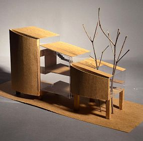 FOREST HOUSE PROJECT - model