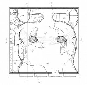 SHOWROOM - PLAN