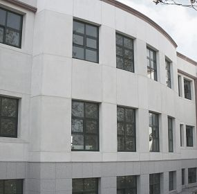 School of Chemistry and Metallurgy at YTU Istanbul (Phase 1)