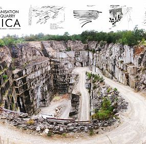 Reorganisation of the Quarry Lipica - Title page