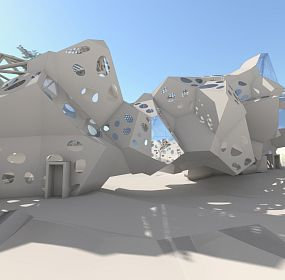 ATYPICAL HOUSINGTypology, Parametric Modeling and Fabrication as New Design Possibilities