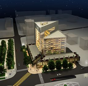 """Hotel in Yerevan"" diploma project"