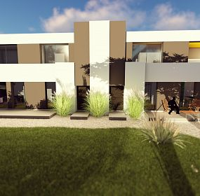 East Africa houses concept, Djibouti