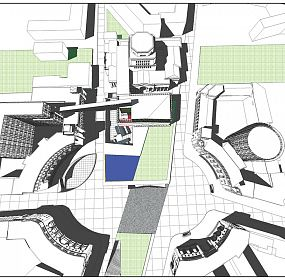 competition for a replanning of a Republic Square