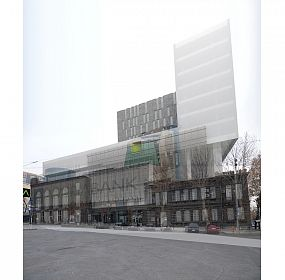 Multifunctional Complex Competition Shahumyan Square Yerevan