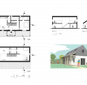Typology of Residential Buildings - Typical House II.