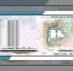Master Plan & Sections