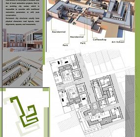 Site Plan and Plan