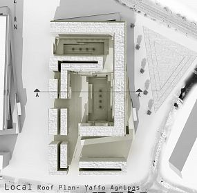 Local Roof plan