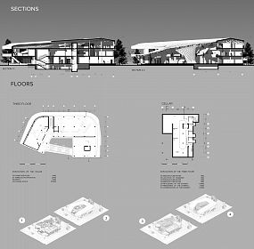 SECTIONS AND FLOORS