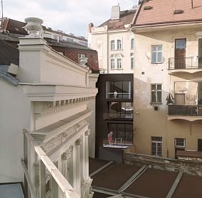Townhouse Prague