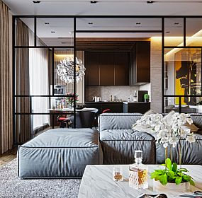 apartment for young couple