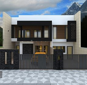 house design - by Majed Alaa