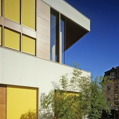 2006 - JANKOWITZ OFFICE AND RESIDENTIAL BUILDING - BECH-KLEINMACHER - LUXEMBOURG