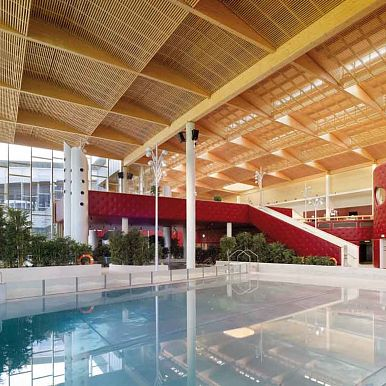 2007 - BATH AND SPA LEISURE CENTER LES THERMES - STRASSEN - LUXEMBOURG