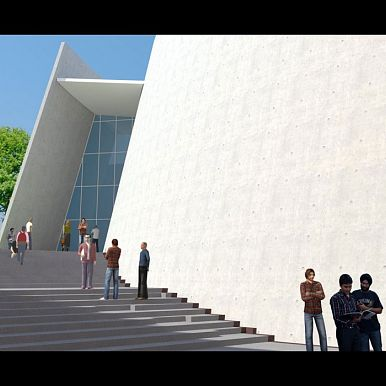 Lecture Hall Complex, Indian Institute of Technology