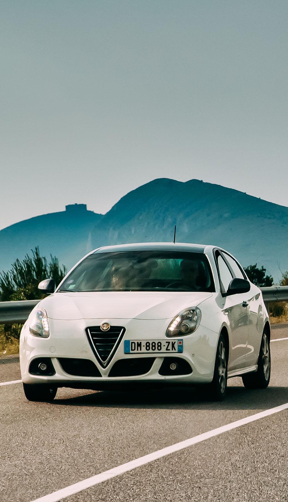 Alfa Romeo Gebrauchtwagen online bestellen