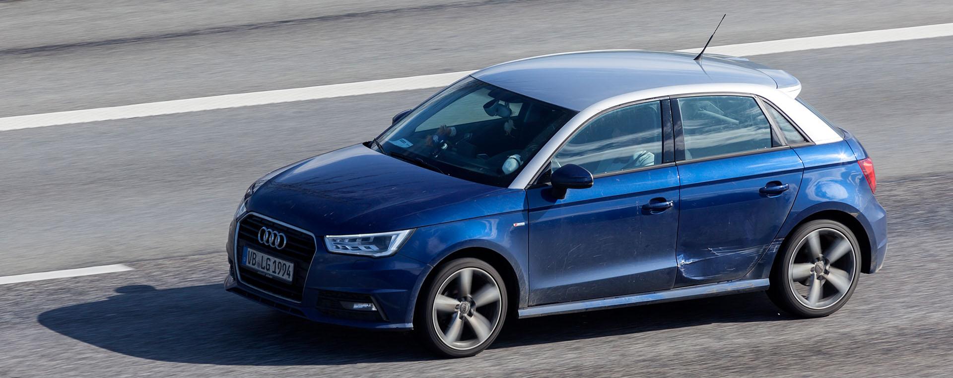 Audi A1 Gebrauchtwagen bestellen