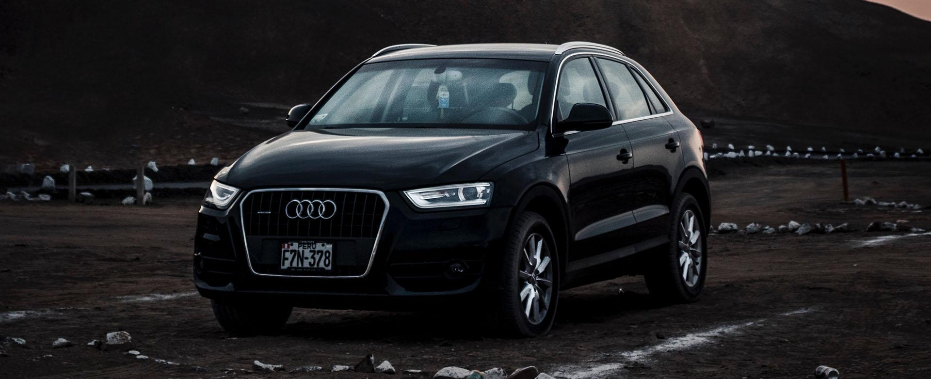 Audi Q3 Gebrauchtwagen bestellen
