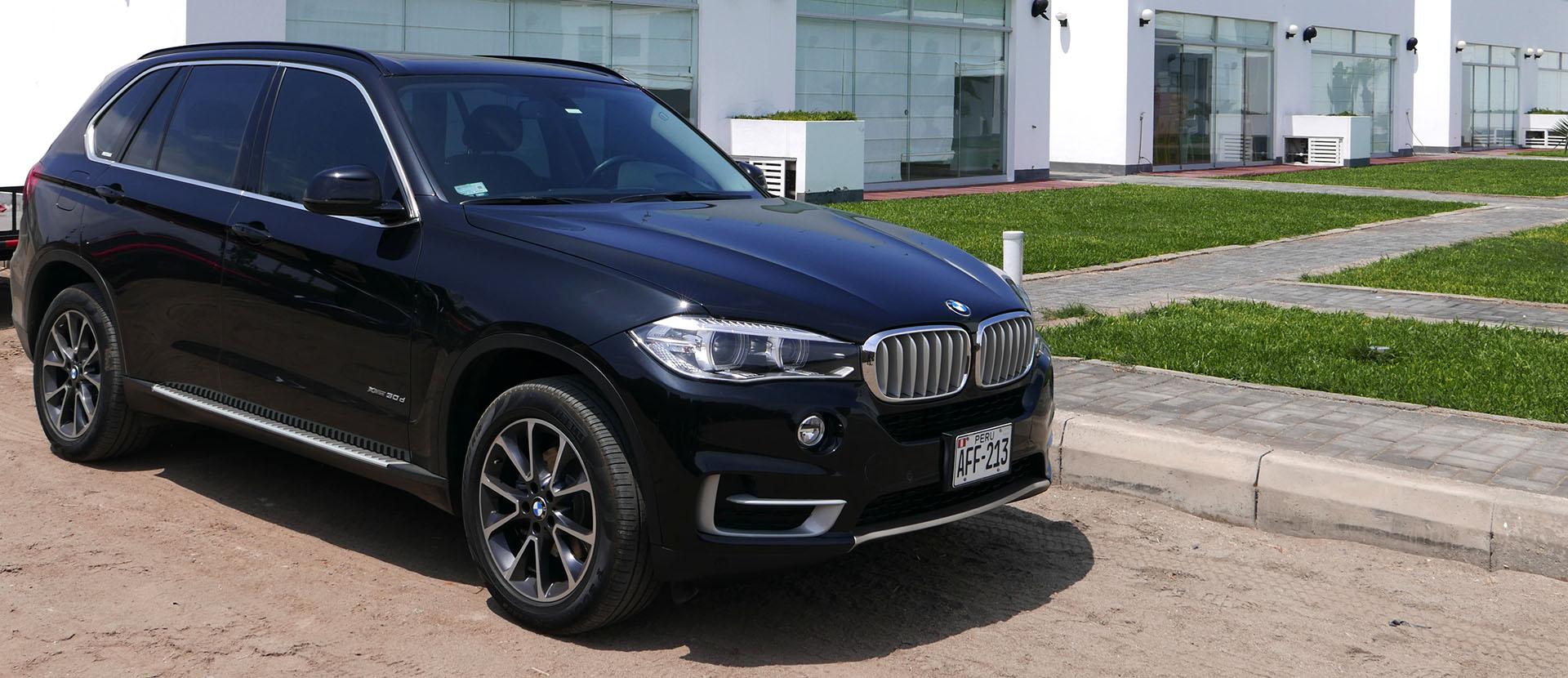 BMW X5 Gebrauchtwagen bestellen