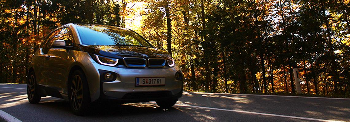 BMW i3 Gebrauchtwagen bestellen
