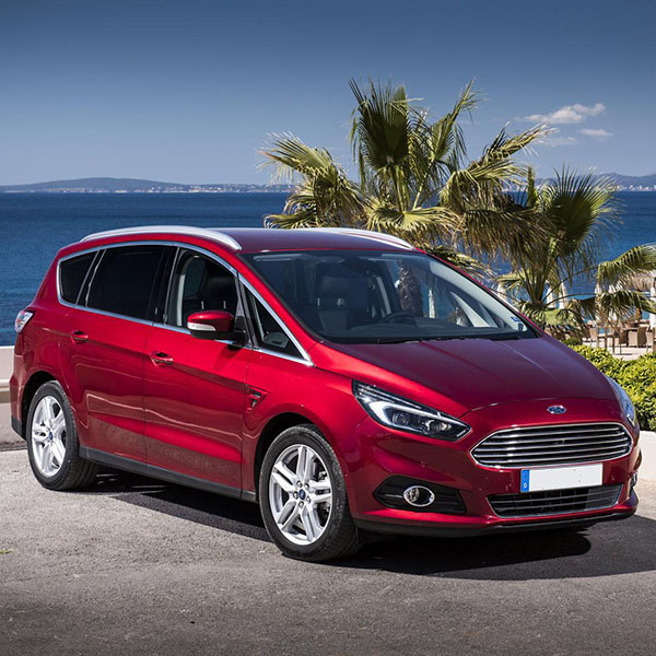 Familienauto Ford S-Max bestellen