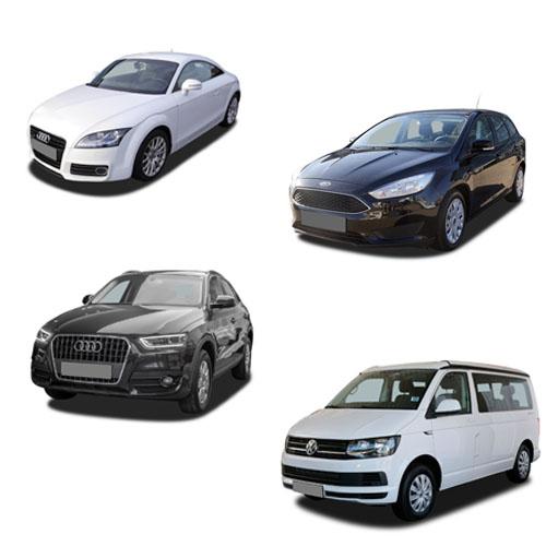 Alle Fahrzeugtypen Gebrauchtwagen bestellen