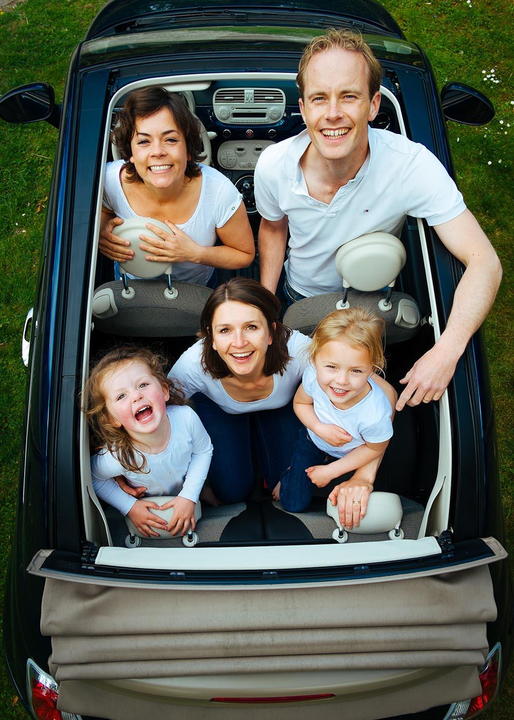 Cabrio Familie