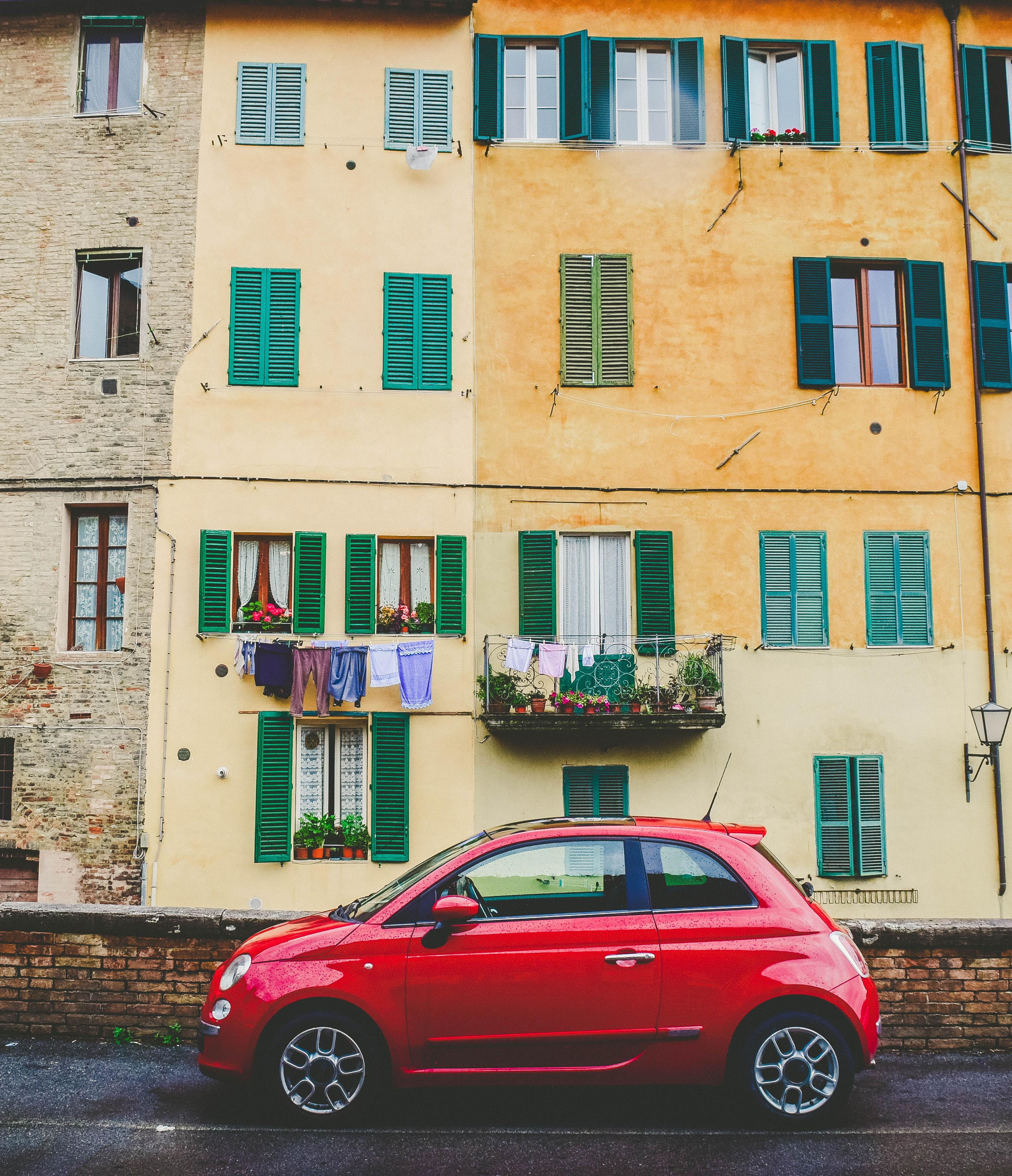 Fiat 500 Gebrauchtwagen Kleinwagen