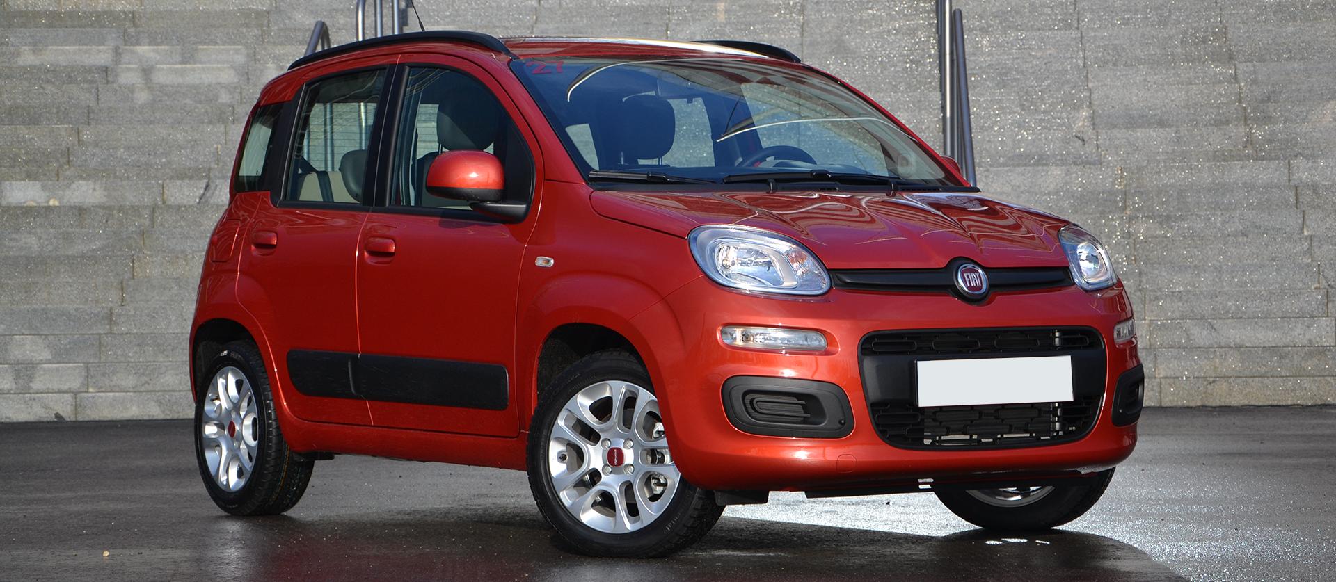 Fiat Panda Gebrauchtwagen bestellen