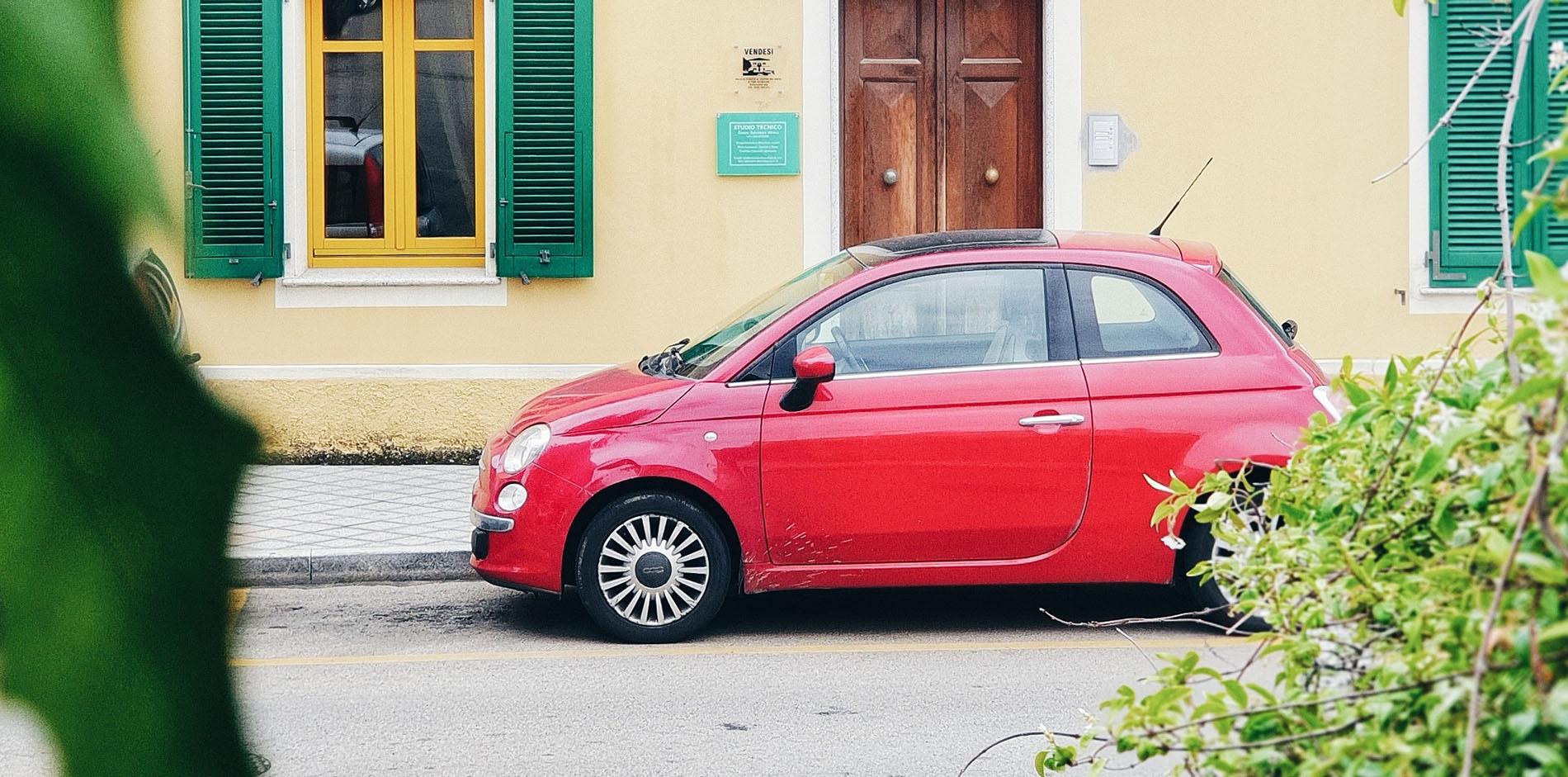 Fiat Gebrauchtwagen bestellen