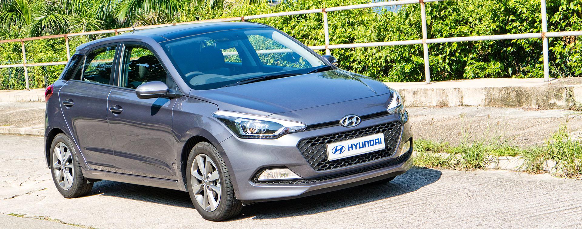 Hyundai i20 Gebrauchtwagen bestellen