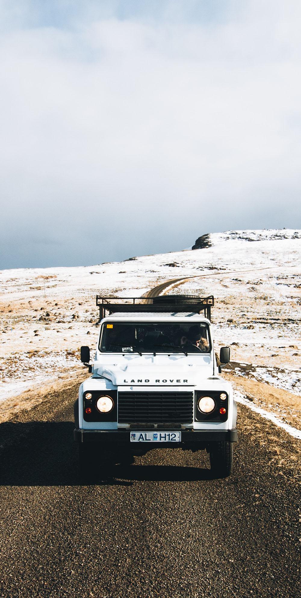 Land Rover Gebrauchtwagen kaufen