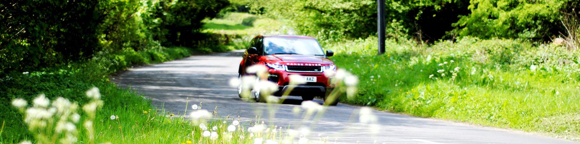Land Rover Gebrauchtwagen bestellen
