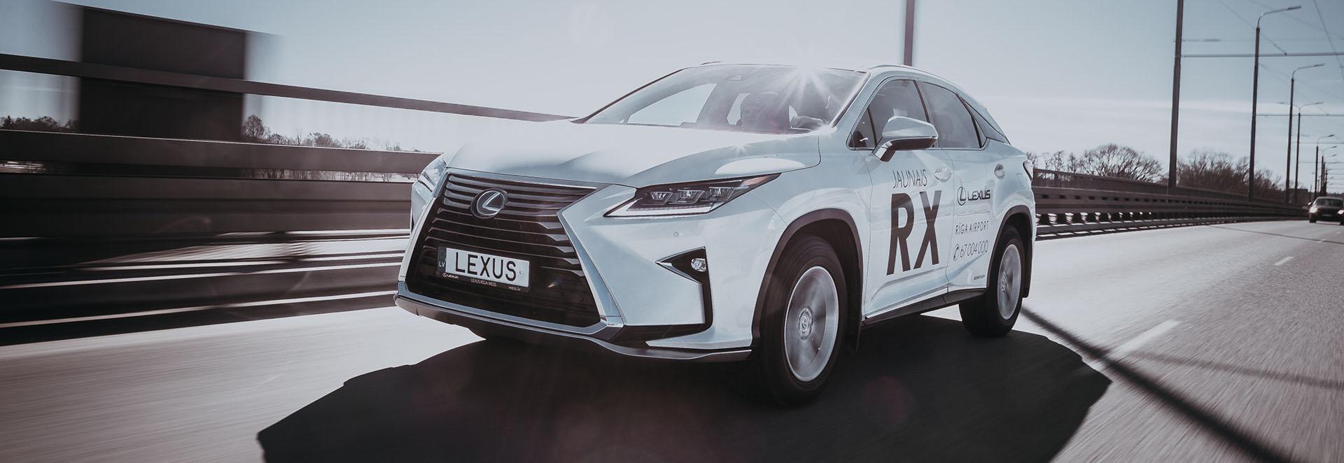 Lexus Gebrauchtwagen bestellen