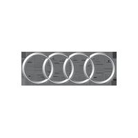 Logo Audi GW 4