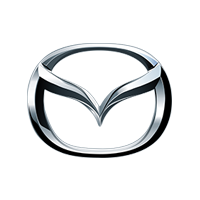 Logo Mazda GW 28