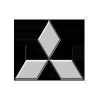 Logo Mitsubishi GW 10